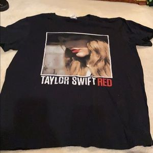 Taylor Swift RED tee
